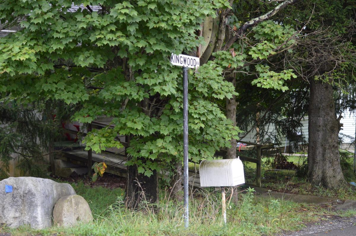 Kingwood Avenue sign
