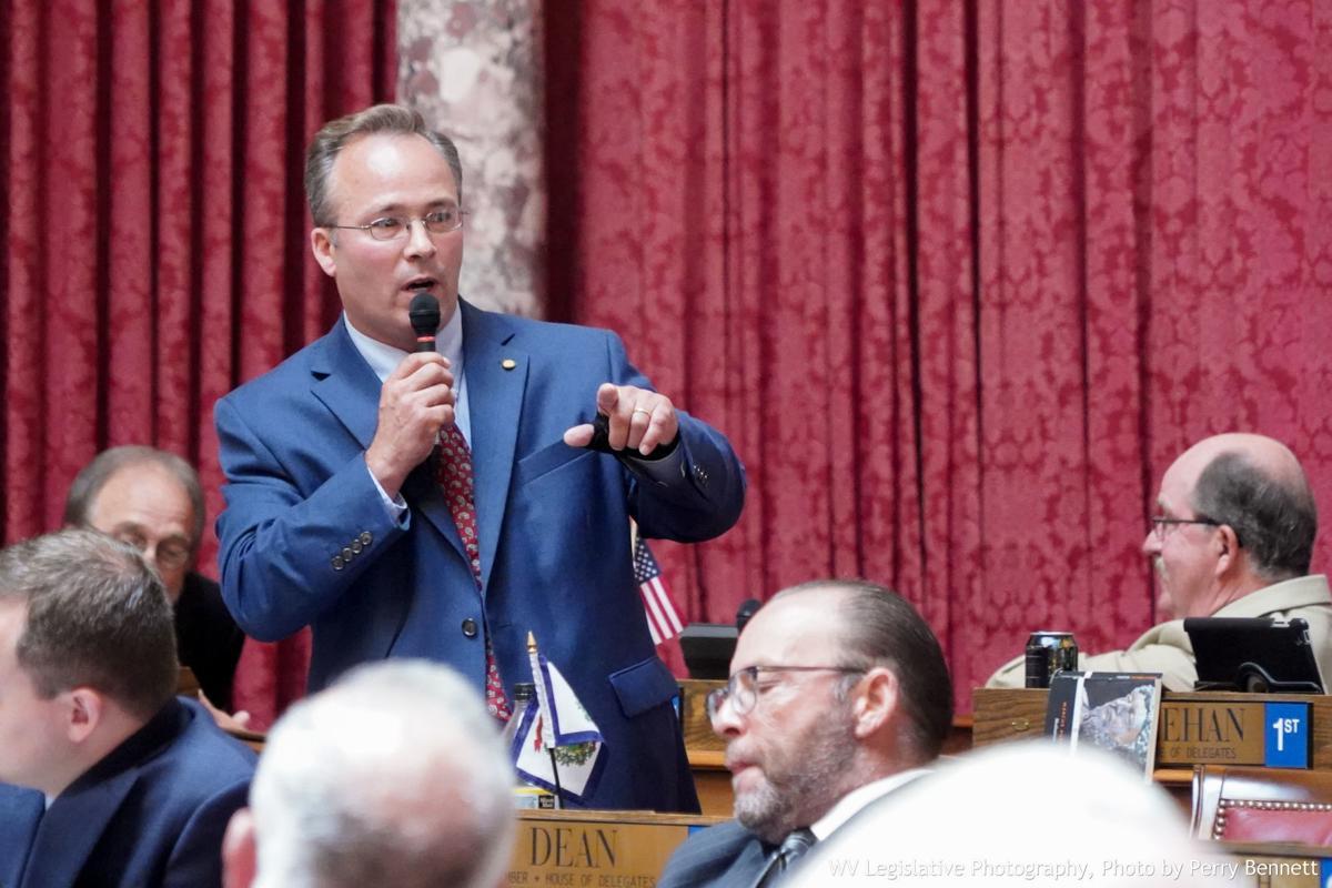 Delegate Mike Folk
