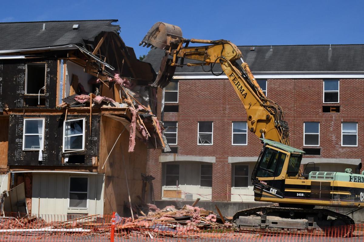 Construction - Wesleyan 2