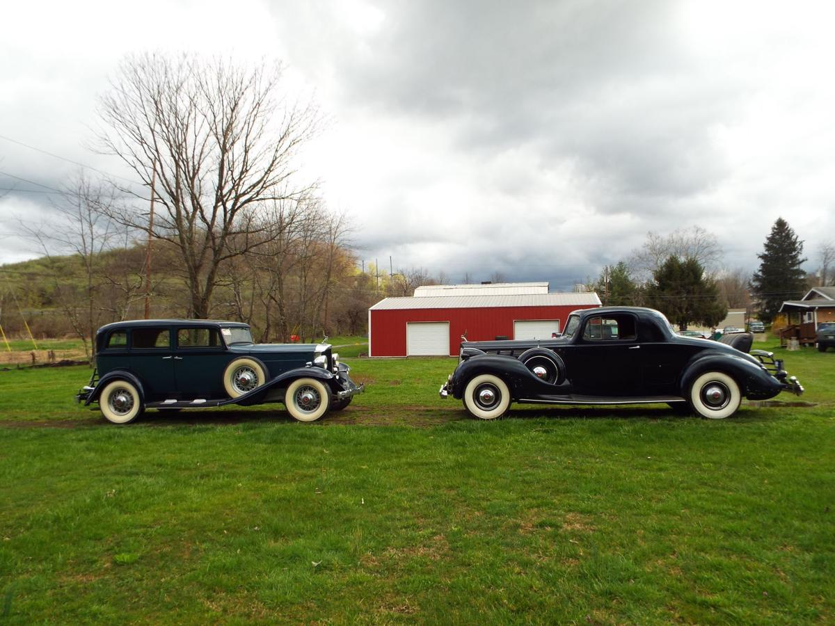 Warren Bates' lifetime collection of Packard cars, parts to be sold