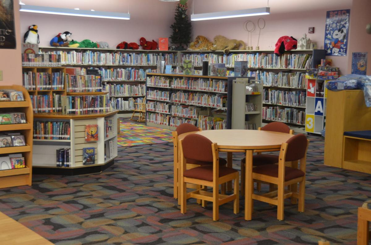 Existing children's library