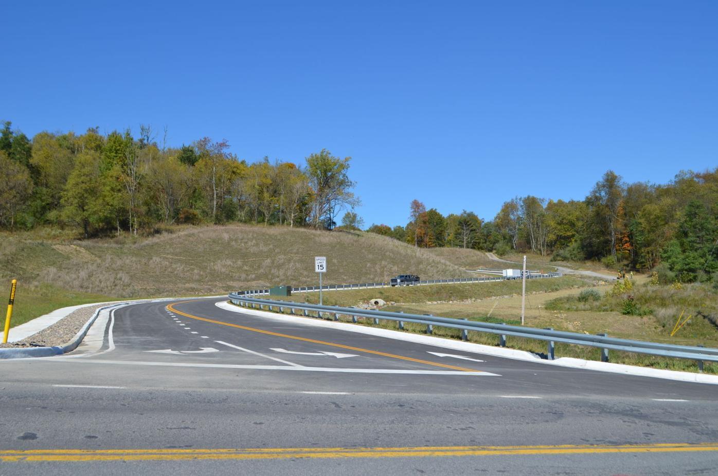 Phase III road