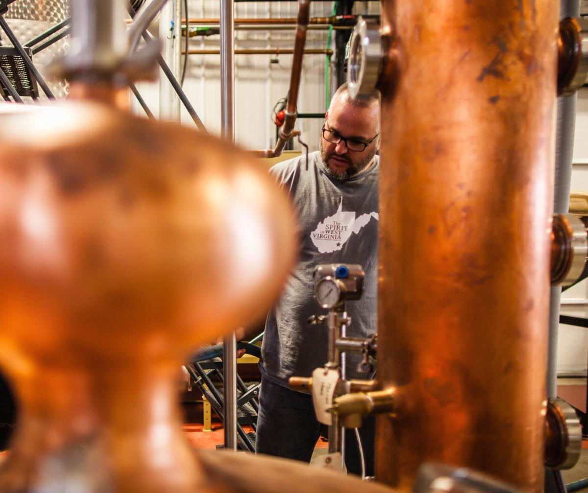Cooking Up Profits: West Virginia distilleries navigate state law to