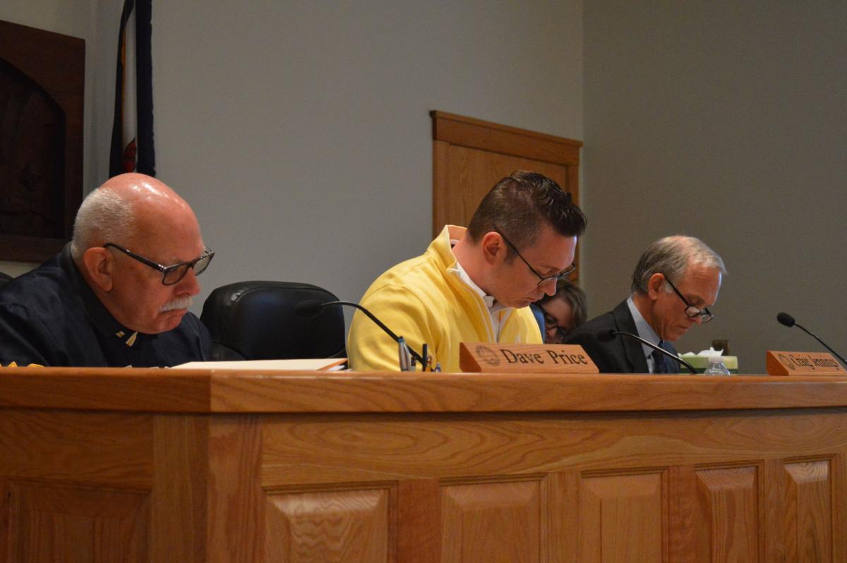 Preston County Commission 4/16