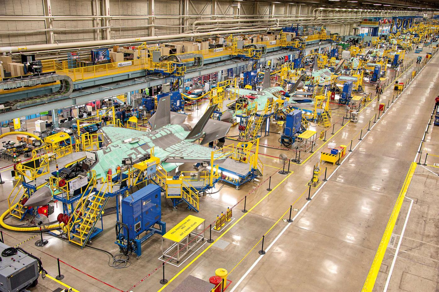 FCX at Lockheed Martin