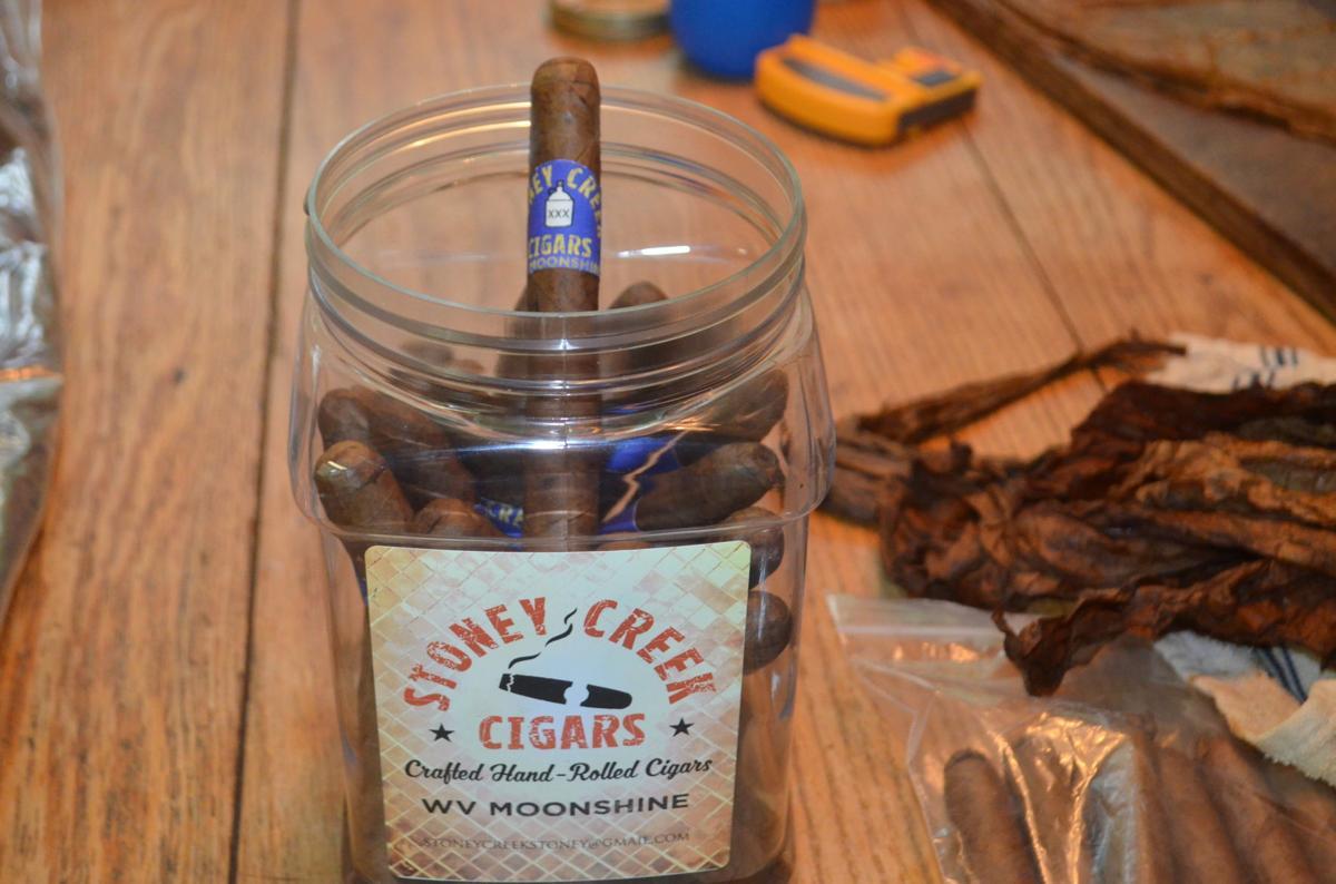 Stoney Creek WV Moonshine Cigars