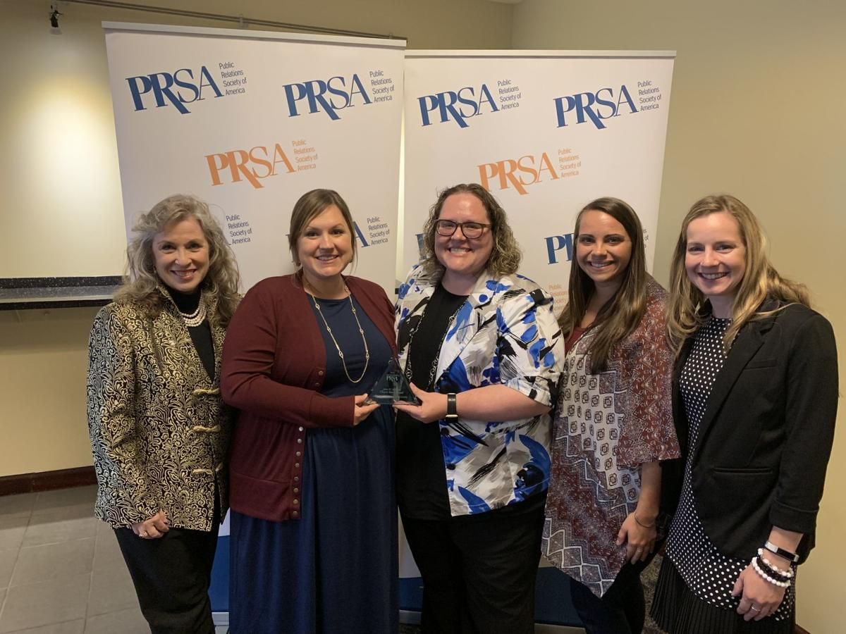 Fairmont, WV, State University, Marion County CVB win PRSA-WV awards