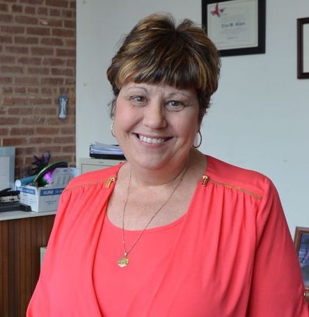 Tina Shaw, Marion County Chamber of Commerce president