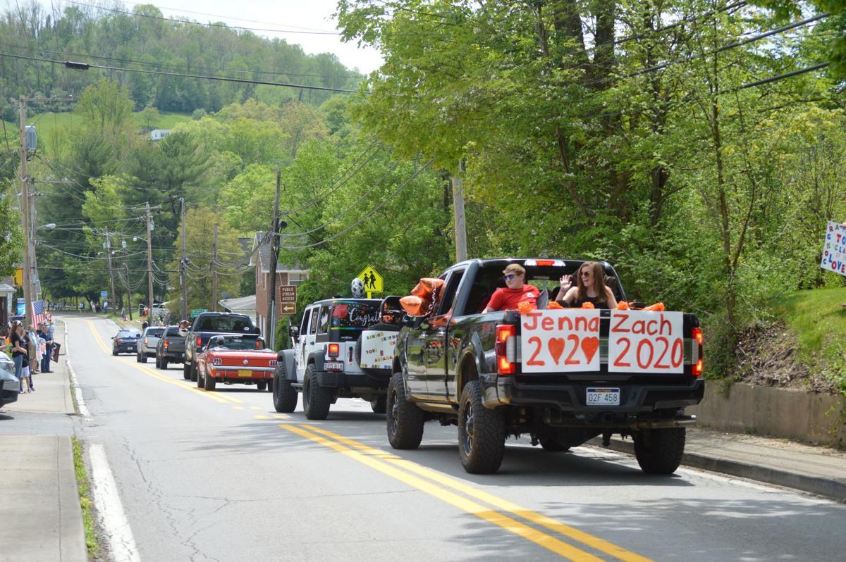 SHHS Senior Parade