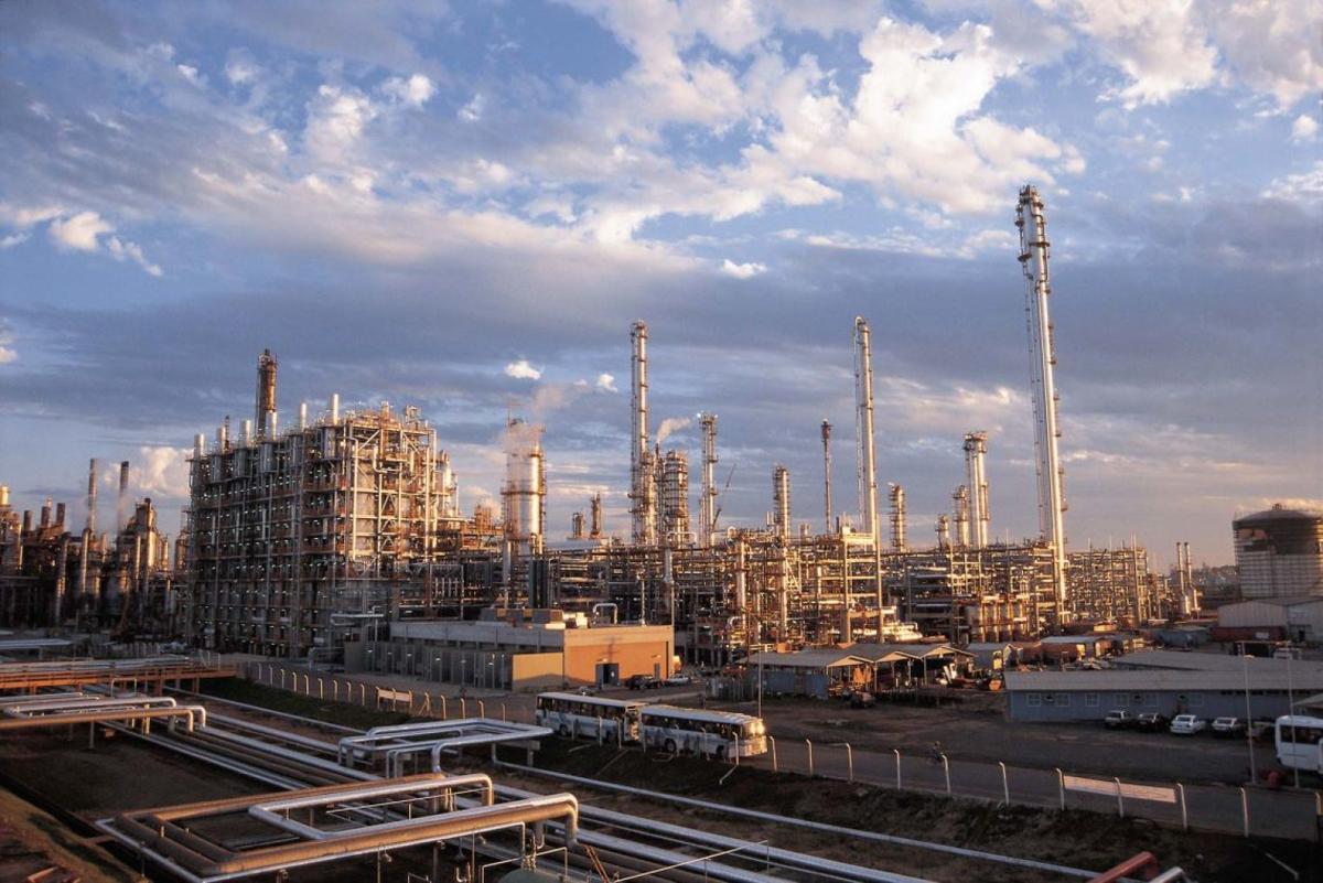 Triunfo Petrochemical Complex