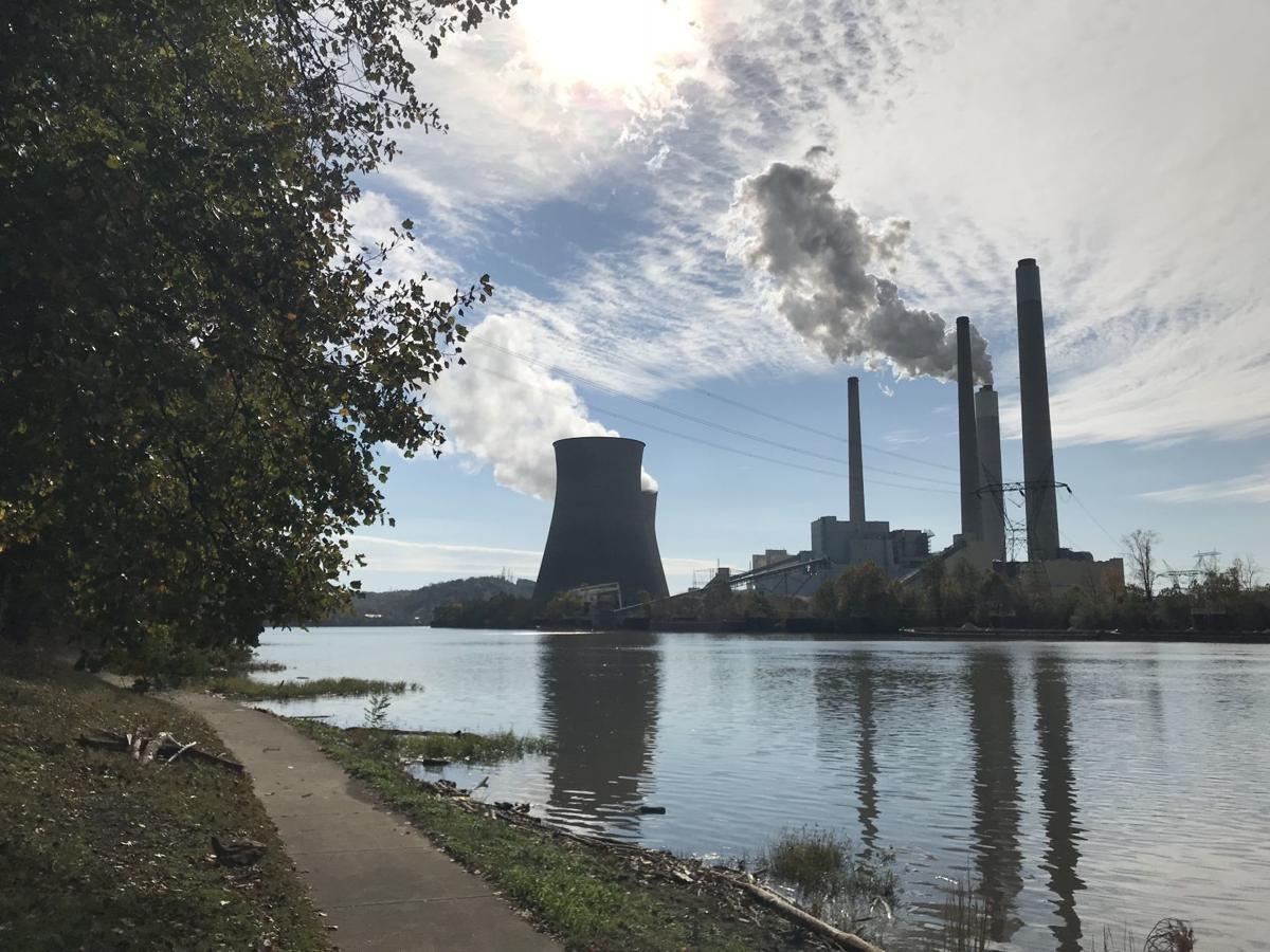 Amos power plant