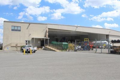 Bombardier Bridgeport facility