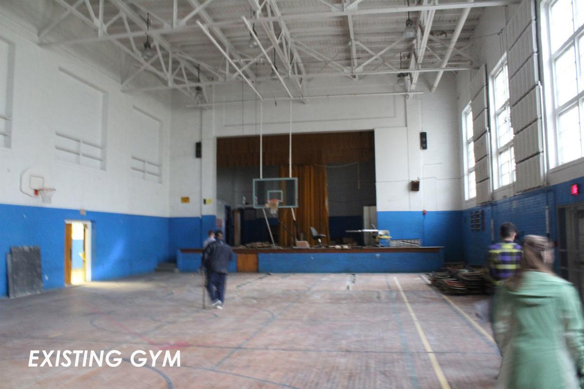 Dunbar Gym - early 2018