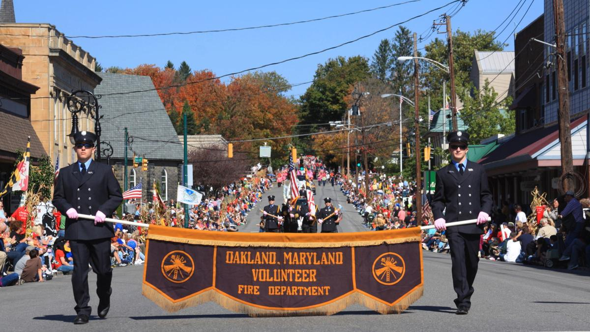 Autumn Glory parade