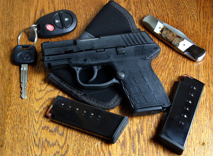 Guns in rec centers