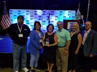 Keller wins Municipal League award