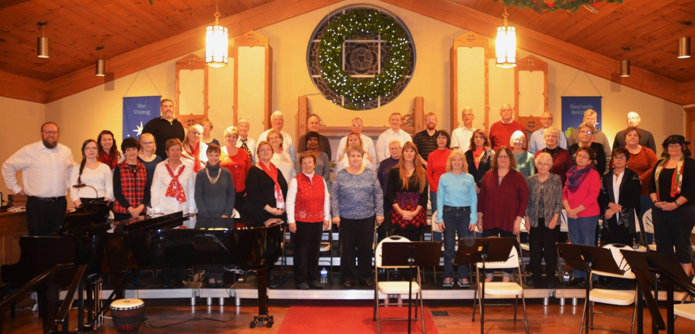 Lutheran Chorale Christmas 2021 Kern County Garrett Choral Society With String Players From Wvu To Present How Great Our Joy Community Wvnews Com