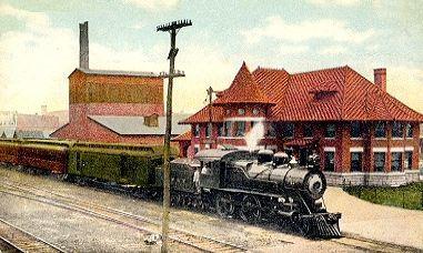 Railroad Market