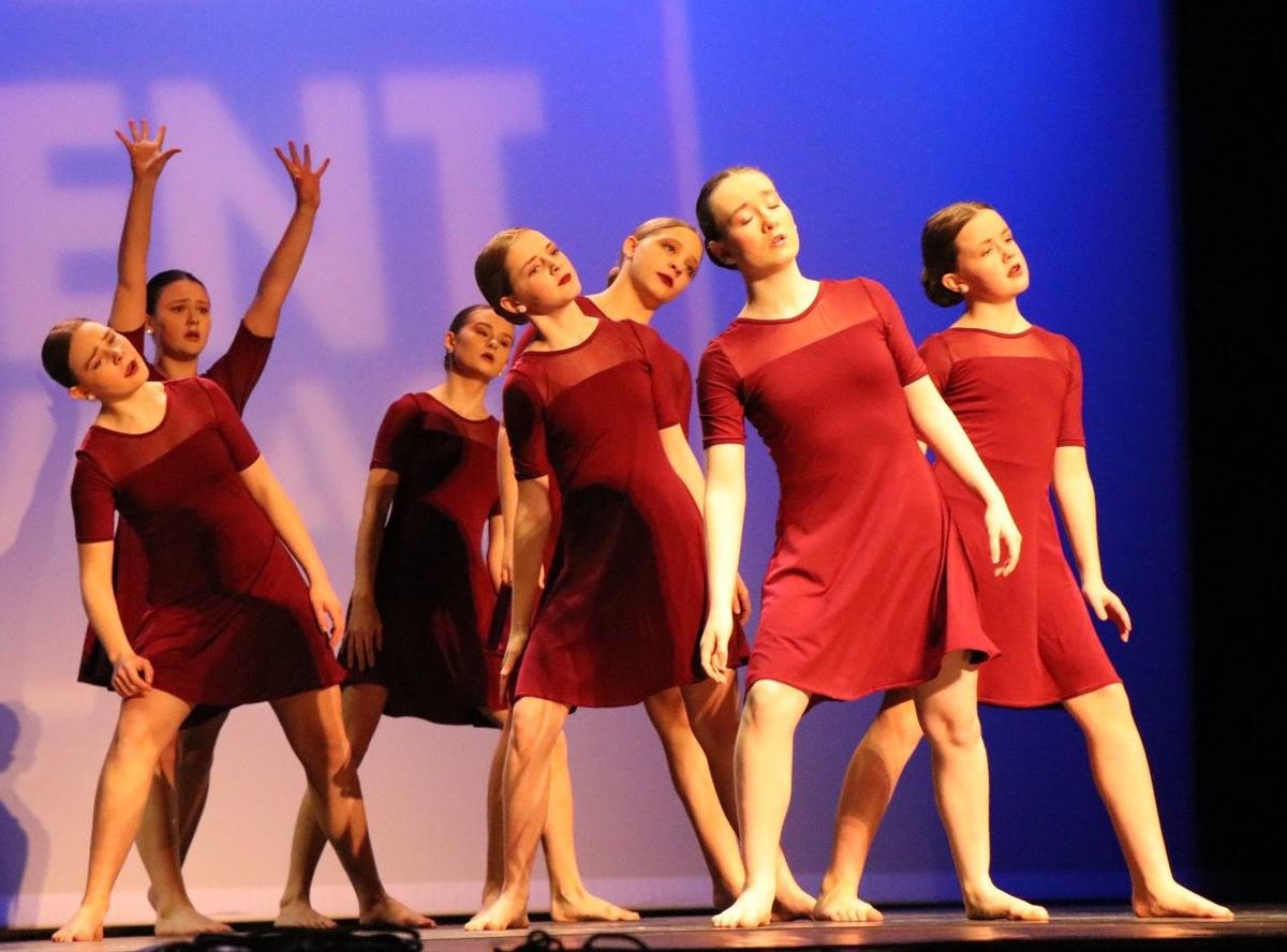 Altered Production's dance performance