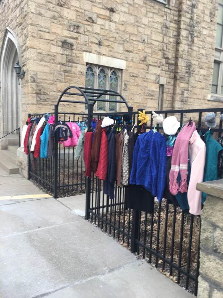 First Presbyterian Street Store