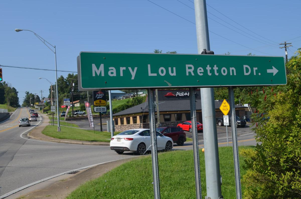Mary Lou Retton Drive