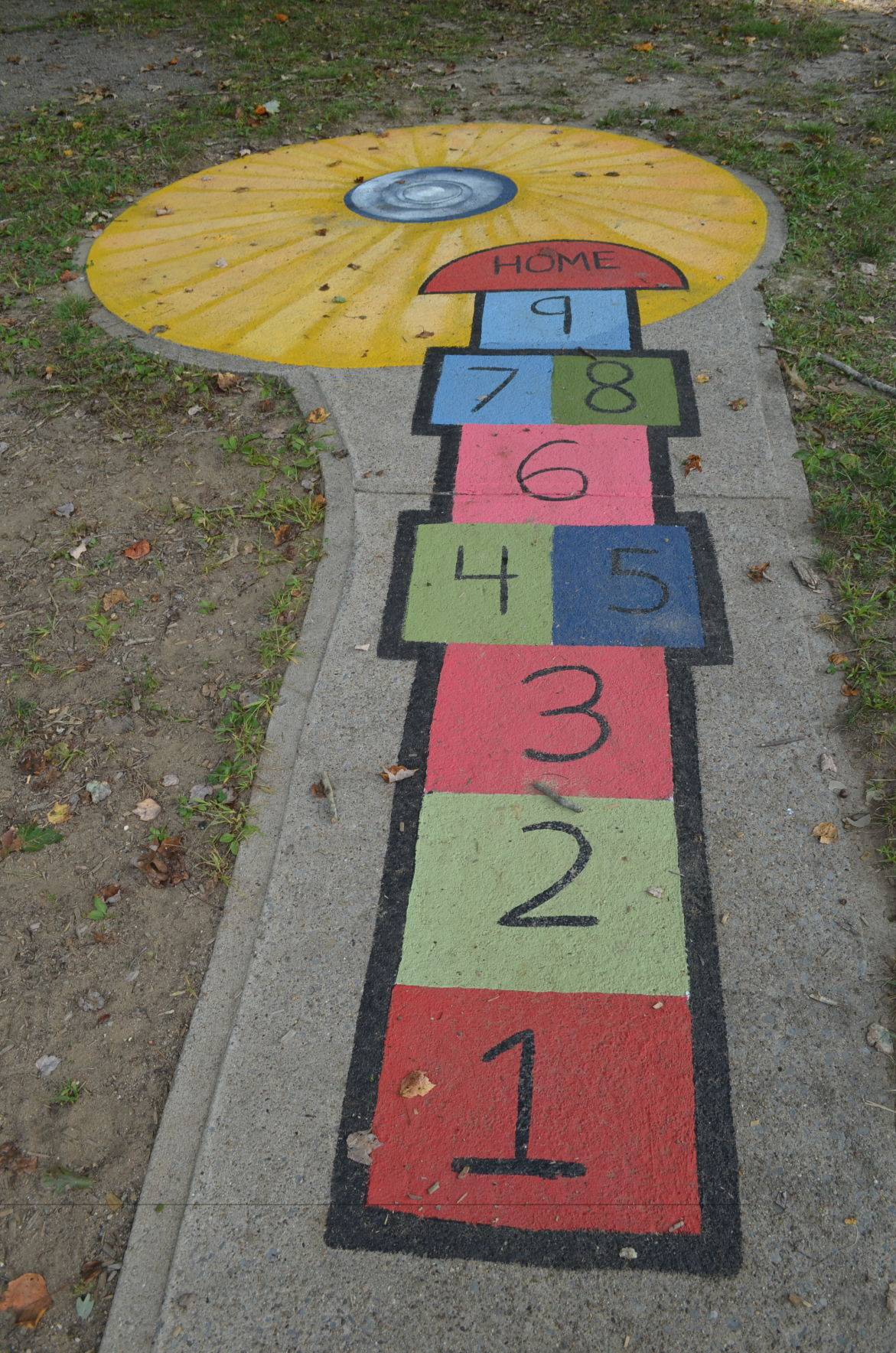 End of Born Learning Trail