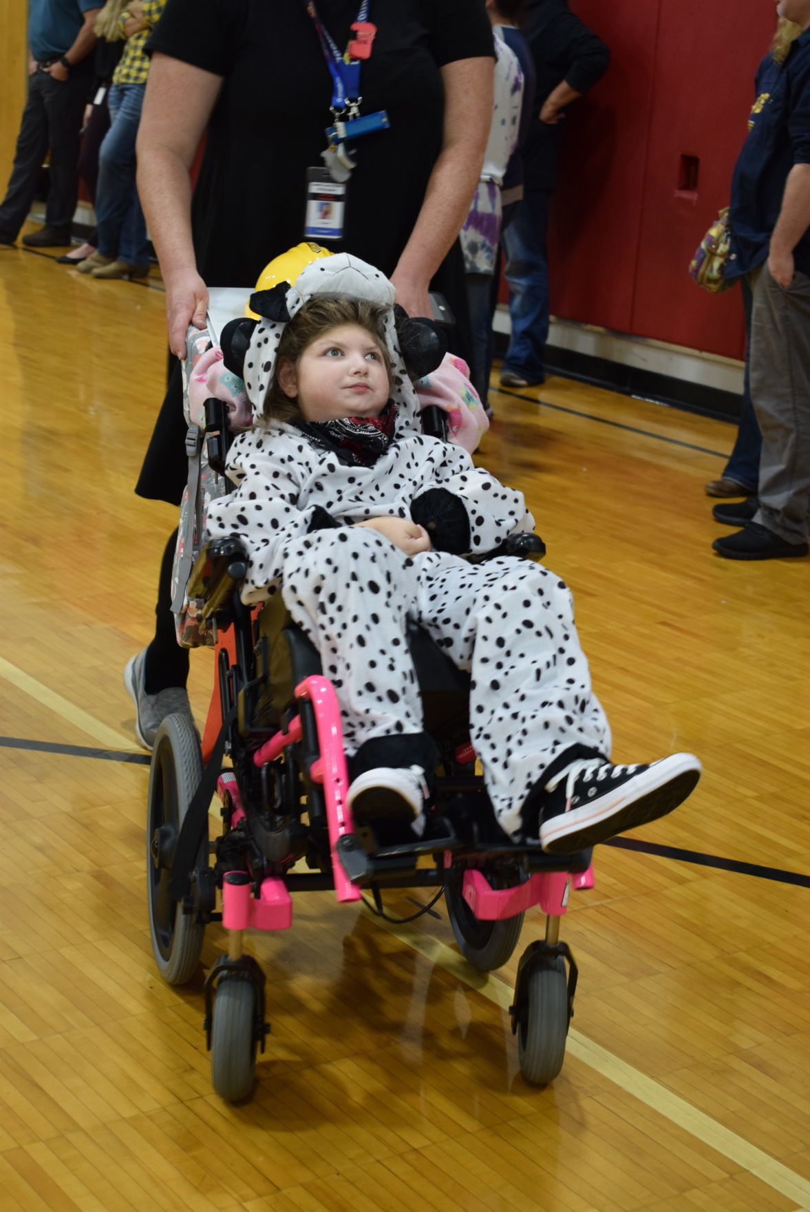 Lewis County children celebrate Halloween in style