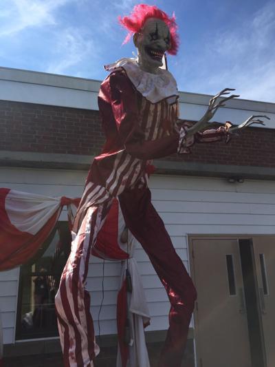 Cirque du Strange to haunt Broadford Park