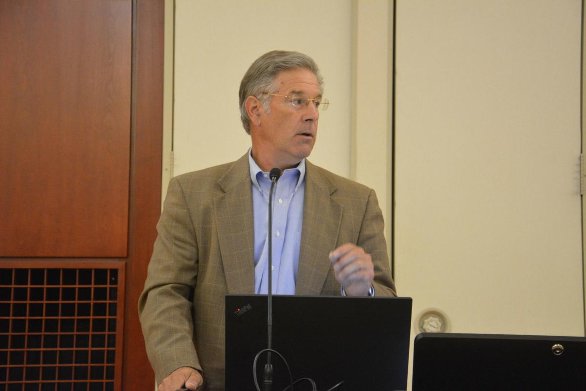 Oil and gas safety presentations held in Morgantown, WV
