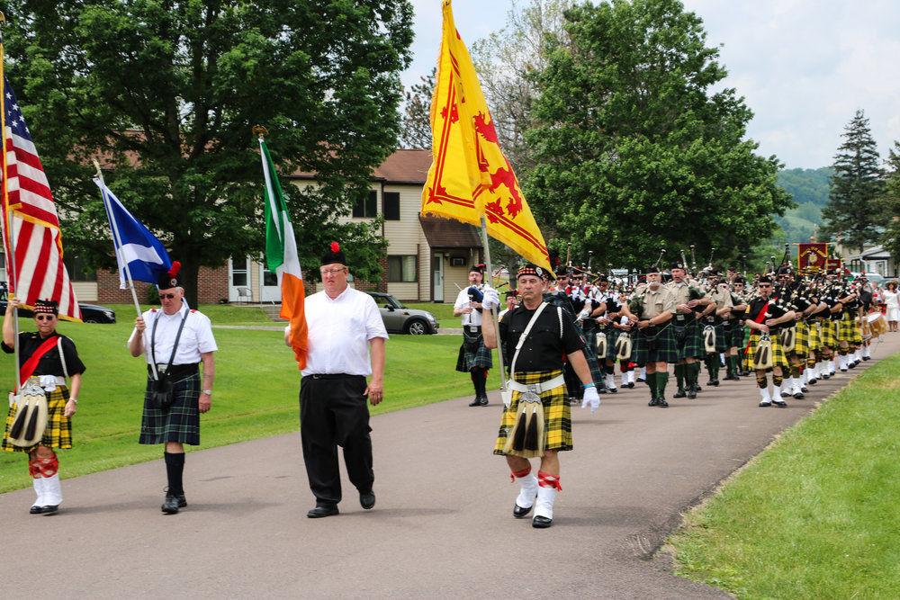 Parade to kick off 29th Garrett County Celtic Festival