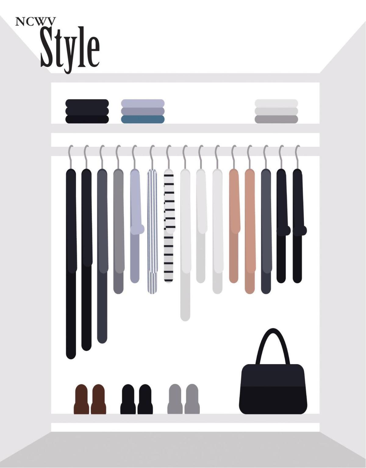 NCWV Style: The Capsule Wardrobe Cover Page