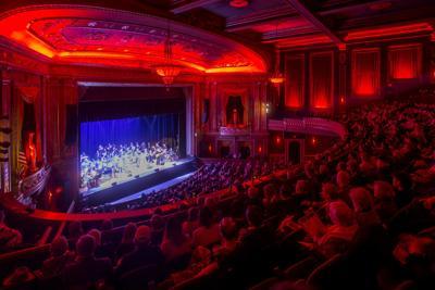 The Wheeling Symphony Orchestra