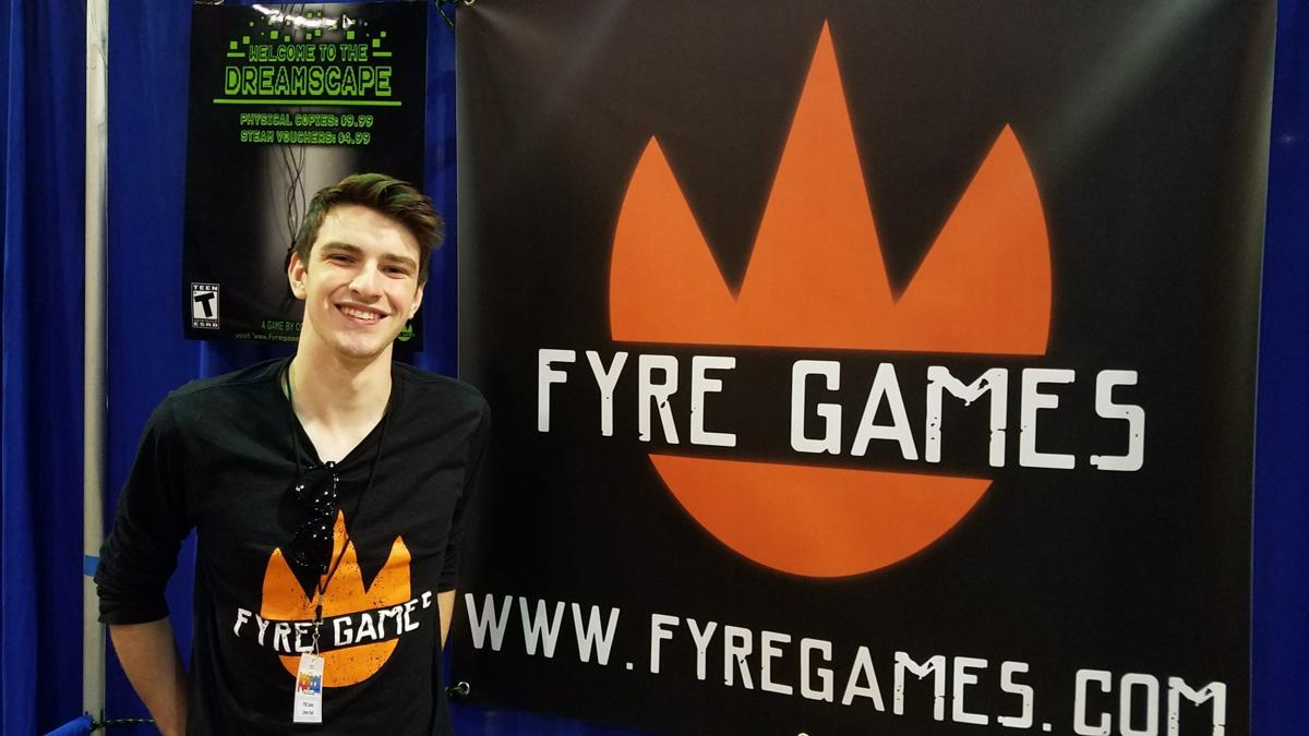 Conner Rush and FYRE Games