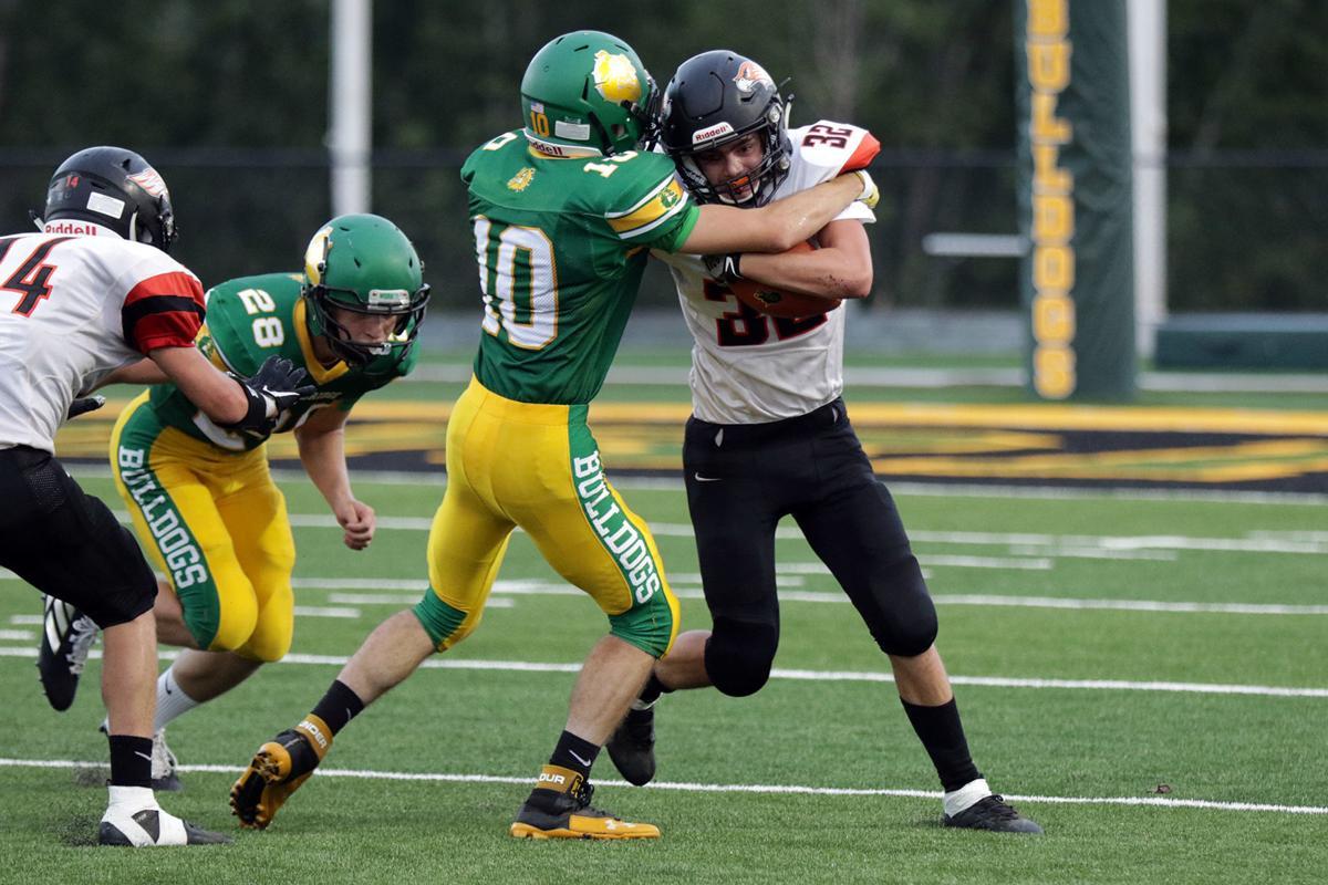 Jenkins tackle