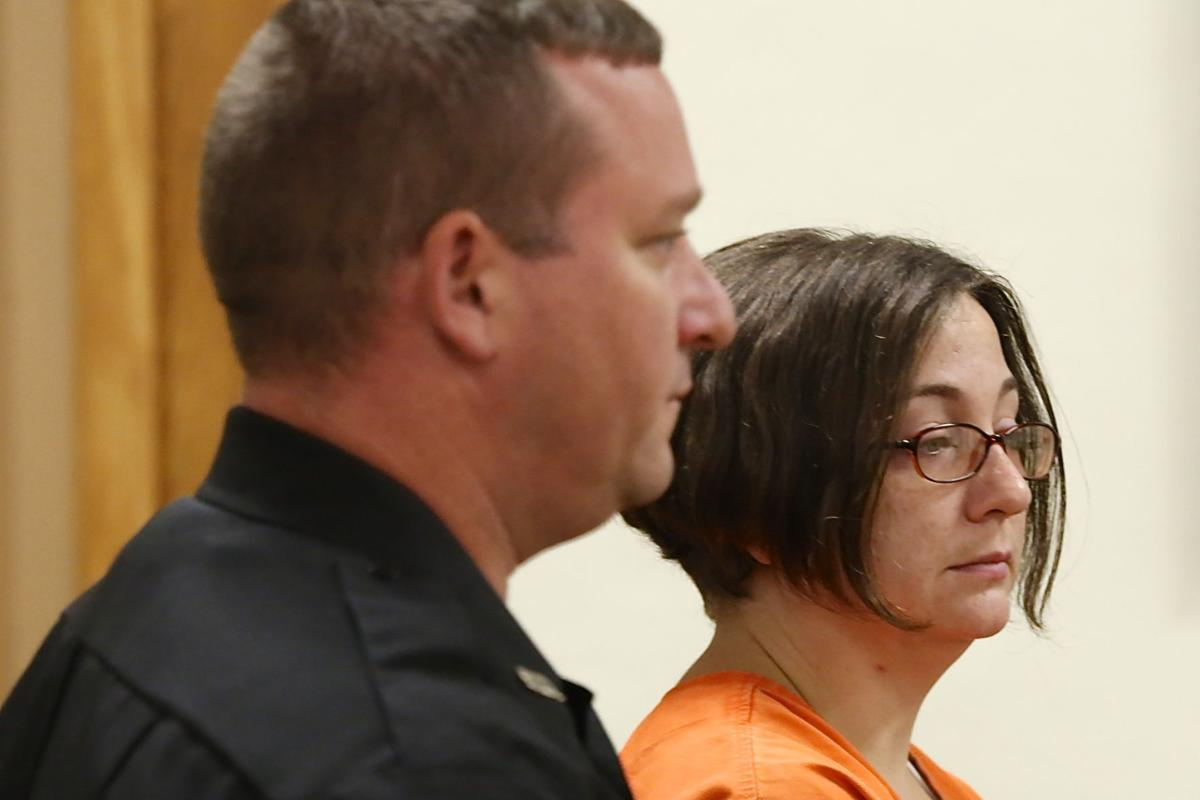 Woman pleads guilty to voluntary manslaughter in 2012 Taylor
