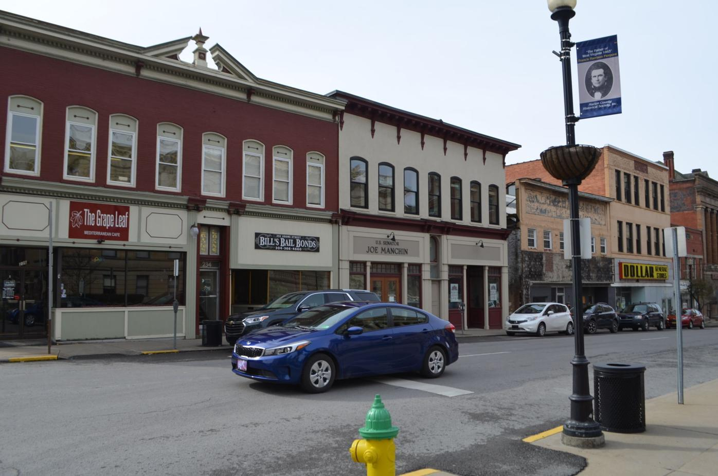 Fairmont - Adams St.