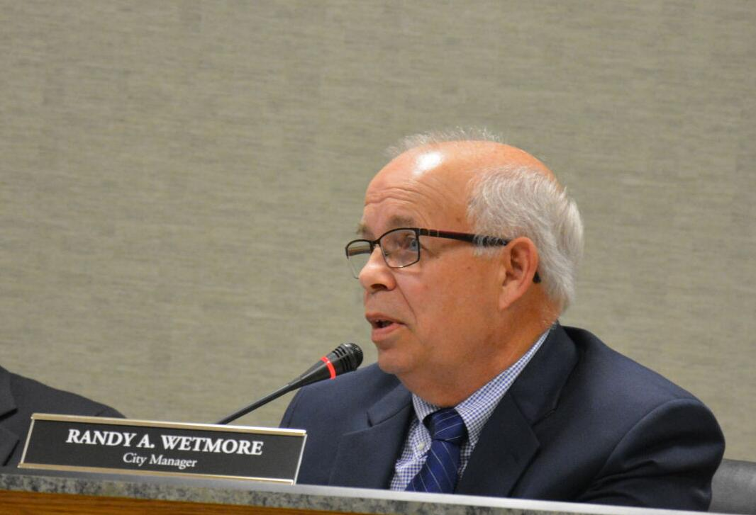 Randy Wetmore, Bridgeport City Manager