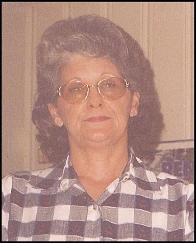 Addie 'Sue' Jane Washburn