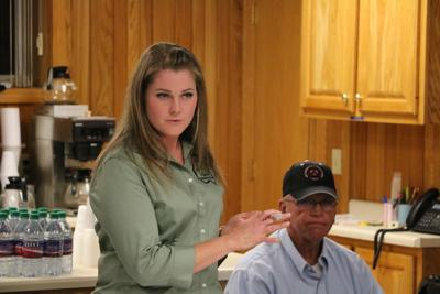 Samantha Stone and Buck Jennings