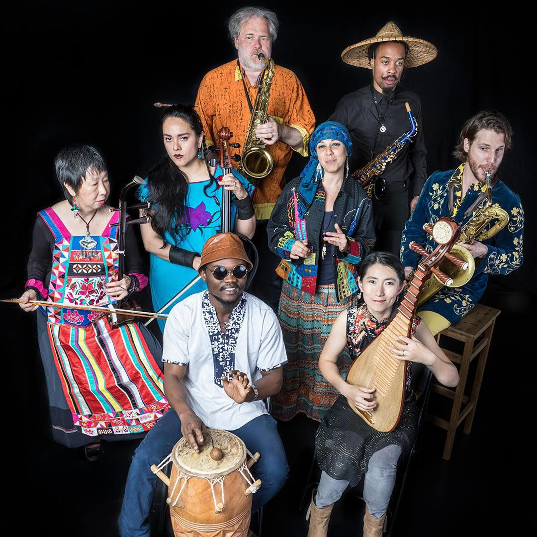 Afro Yaqui Music Collective