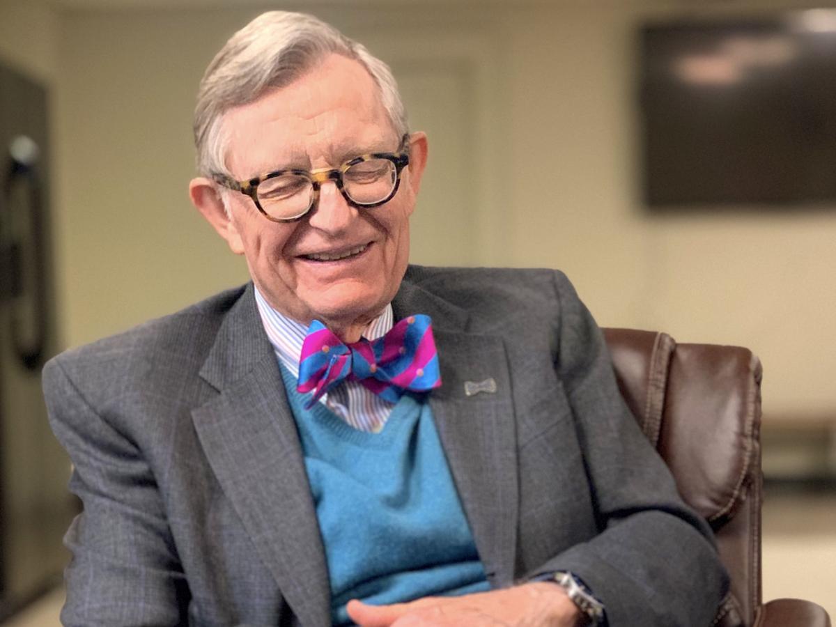 Dr. E. Gordon Gee to stay