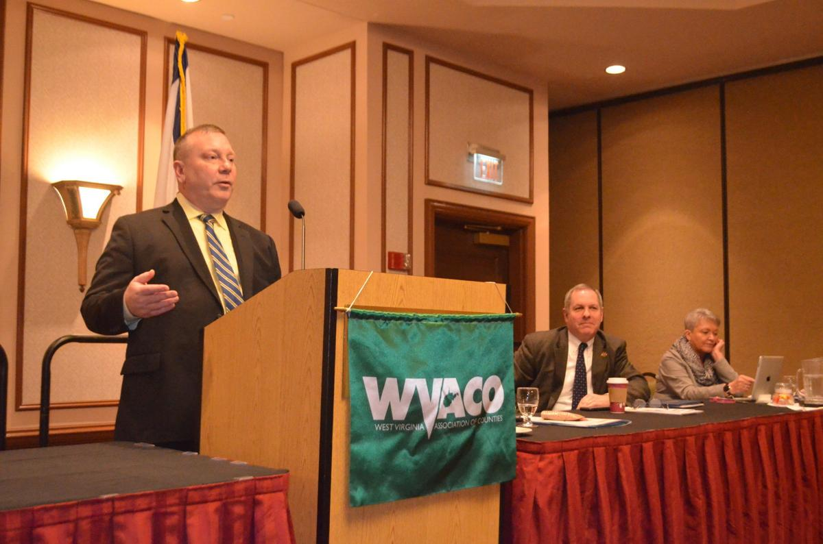 County leaders tackle tax, jail consolidation, PEIA issues at annual