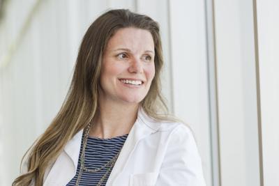Amelia Adcock, MD, Associate Director of WVU Comprehensive Stroke Center