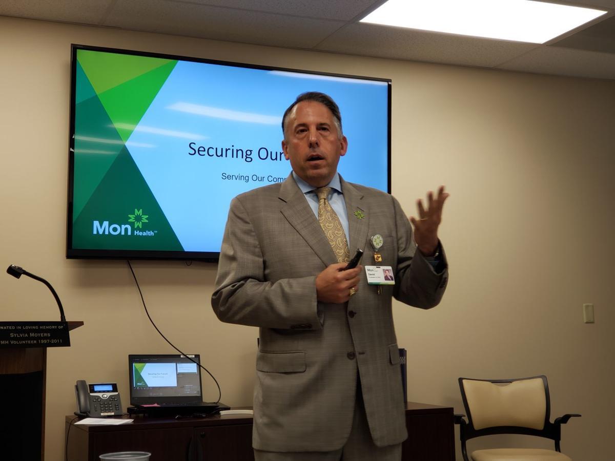 Mon Health Systems CEO David Goldberg