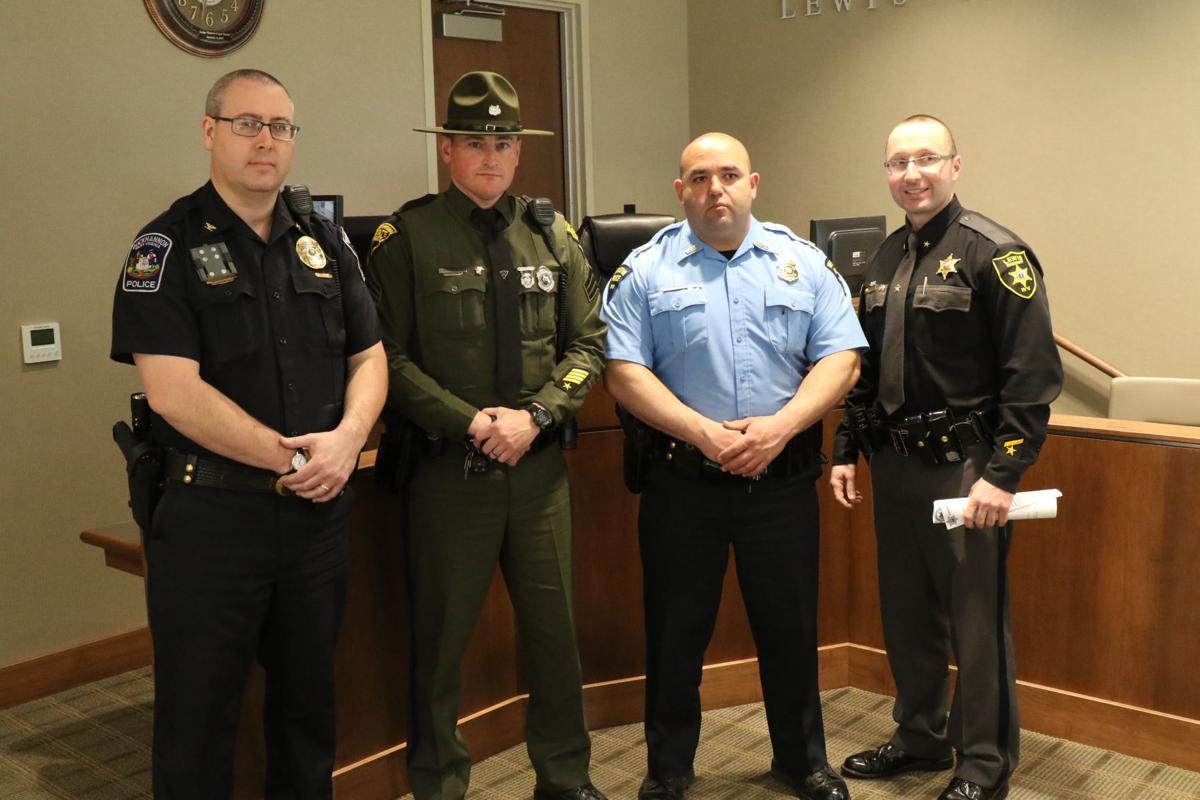 Mountain Lakes Drug & Violent Crimes Unit