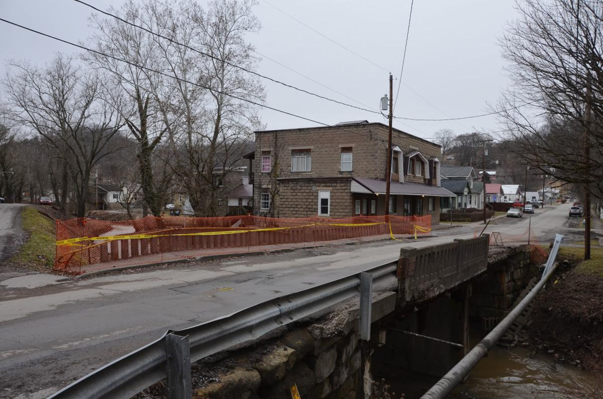 Finally replacing Polk Creek Bridge