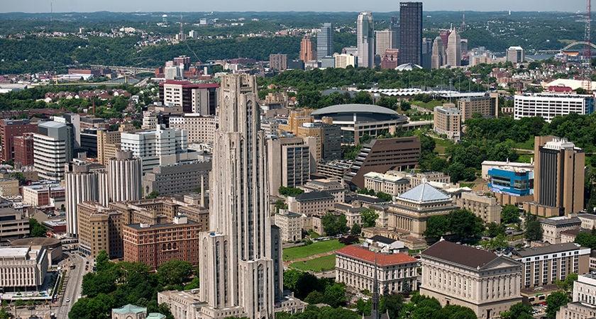 Pitt campus