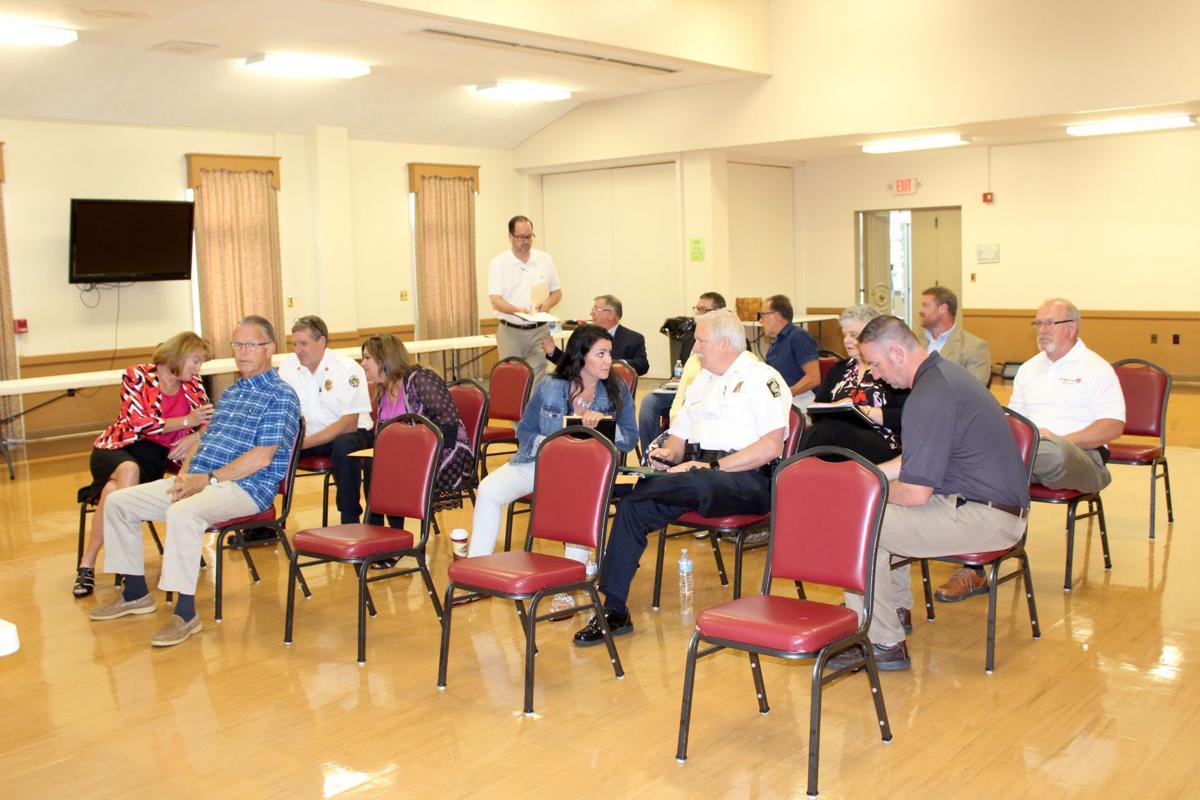 Bridgeport City officials