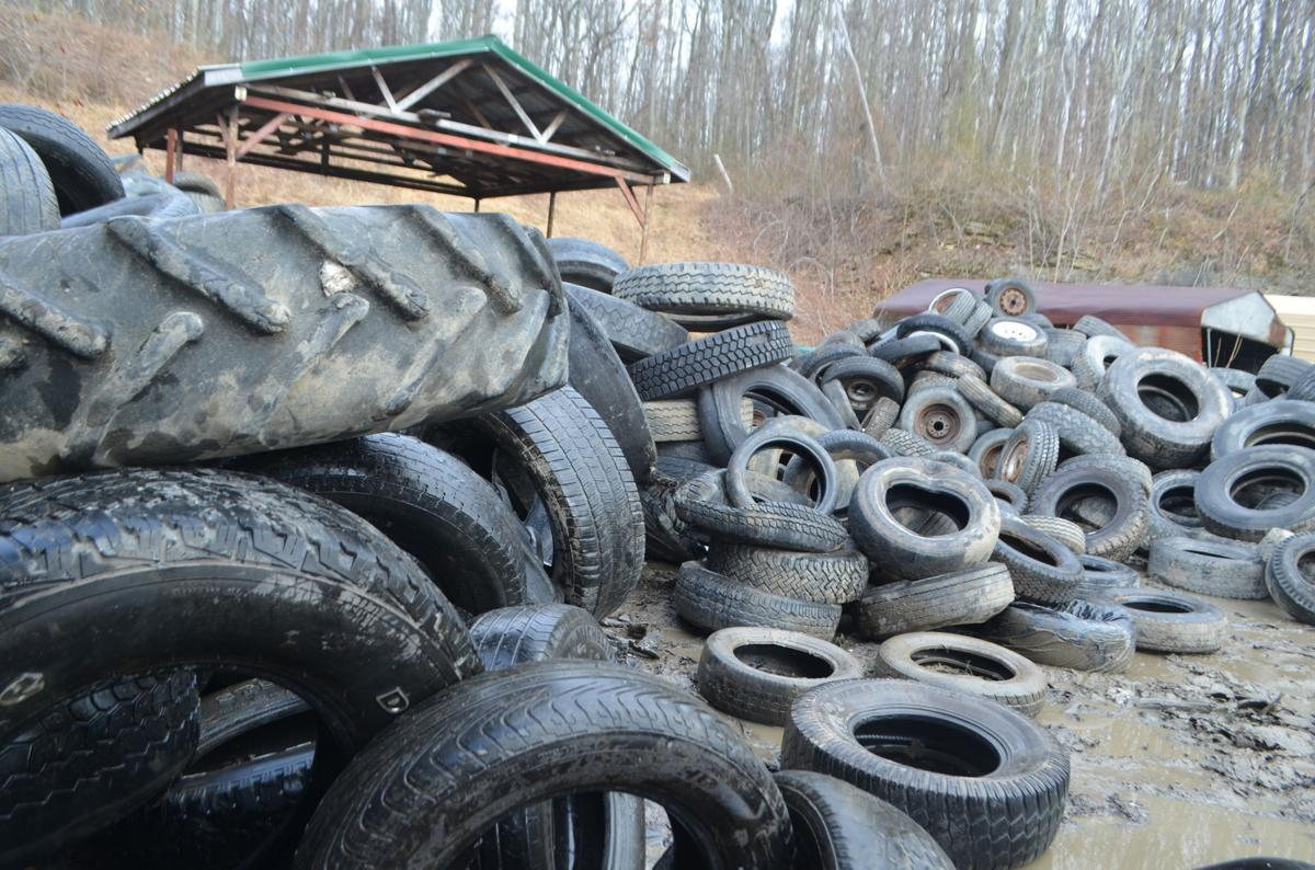 Preston Recycler Turns Tires to Mulch, Makes Own Equipment | The