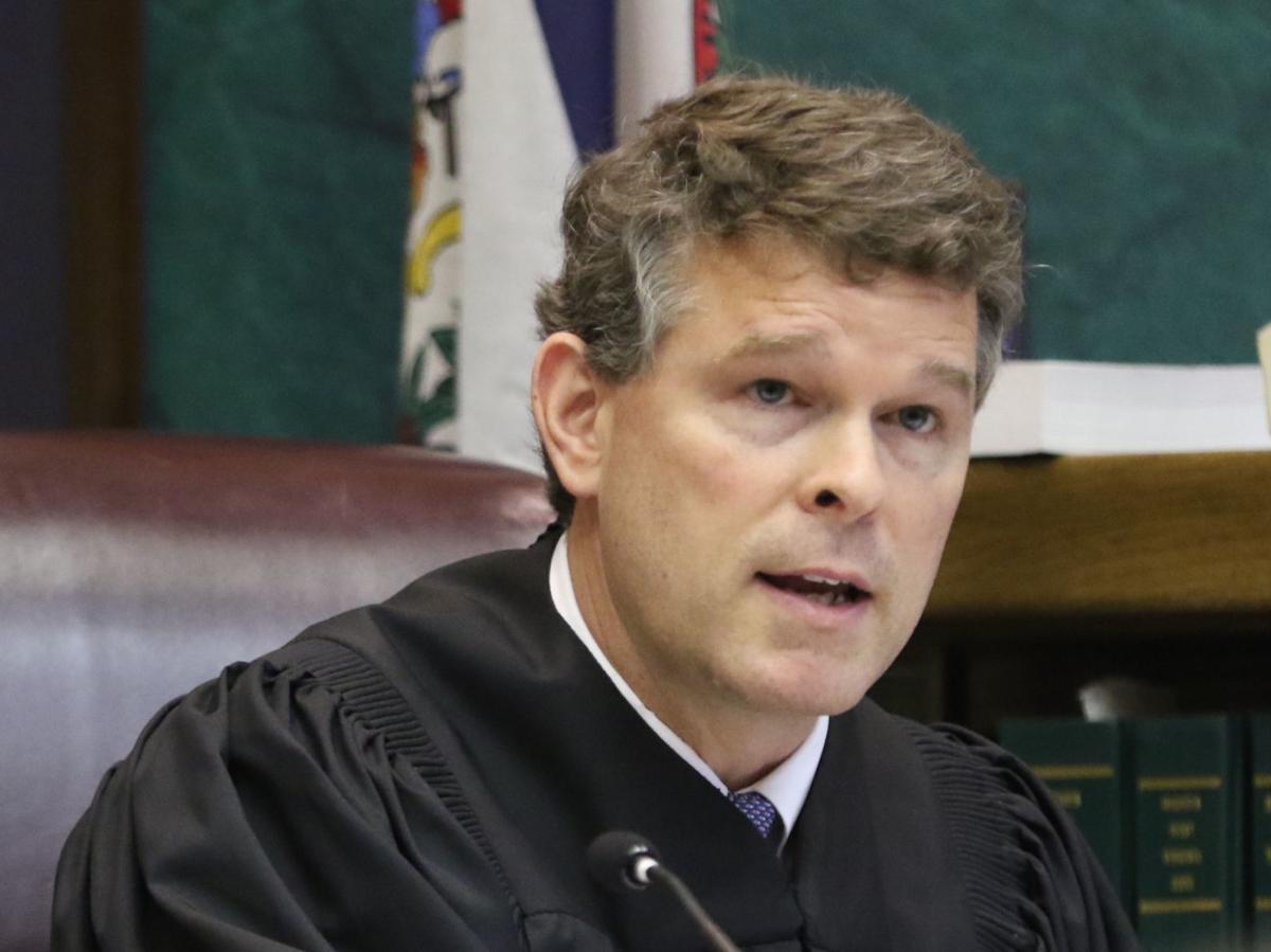 Judge Chris McCarthy